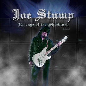 Joe Stump - Revenge of the Shredlord cover art