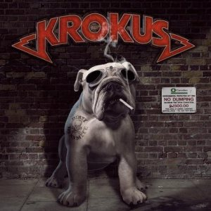 Krokus - Dirty Dynamite cover art