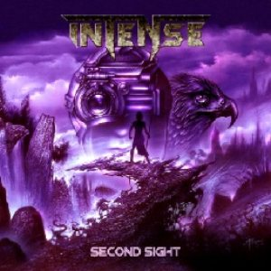 Intense - Second Sight cover art