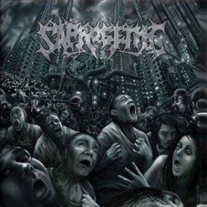 Saprogenic - Expanding Toward Collapsed Lungs cover art
