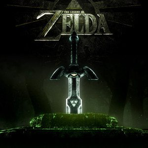 The L-Train - A Symphonic Metal Tribute to the Legend of Zelda cover art