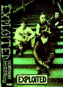 The Exploited - Sexual Favours cover art