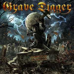 Grave Digger - Exhumation - the Early Years cover art