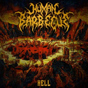 Human Barbecue - Hell cover art