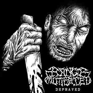 Range of Mutilated - Depraved cover art