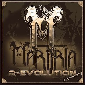 Martiria - R-Evolution cover art