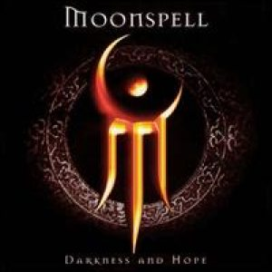 Moonspell - Darkness and Hope cover art
