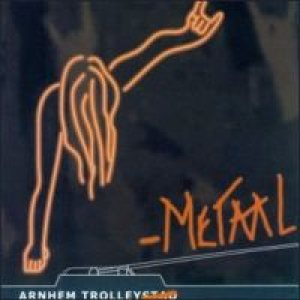 Thronar - Arnhem Trolleymetaal cover art