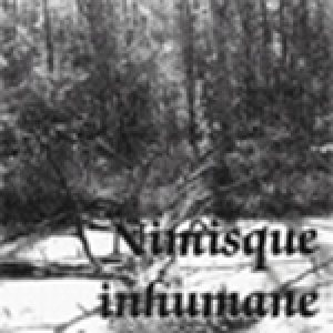 Panchrysia - Nimisque Inhumane cover art