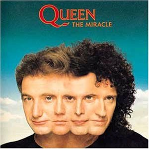 Queen - The Miracle cover art