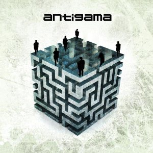 Antigama - Warning cover art