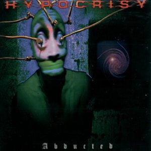 Hypocrisy - Abducted cover art