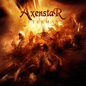 Axenstar - Aftermath cover art