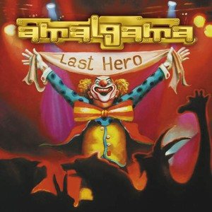 Amalgama - Last Hero cover art