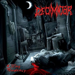 Decimator - Killing Tendency cover art