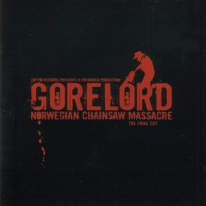 Gorelord - Norwegian Chainsaw Massacre cover art