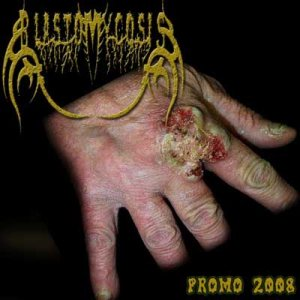 Blastomycosis - Promo 2008 cover art