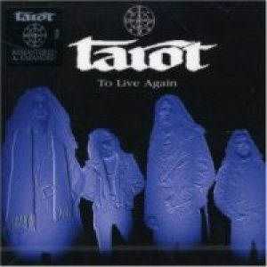 Tarot - To Live Again cover art
