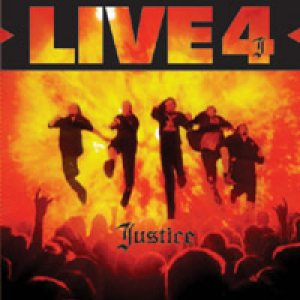 Justice - Live 4 cover art