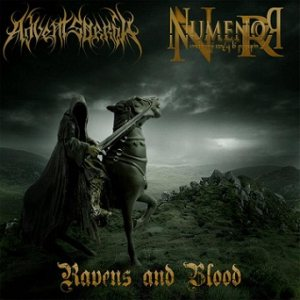 Númenor / Advent Sorrow - Ravens and Blood cover art