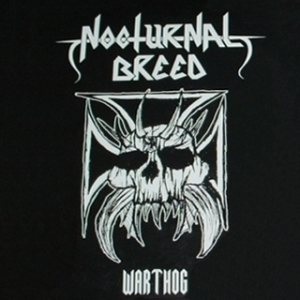 Nocturnal Breed - Warthog cover art