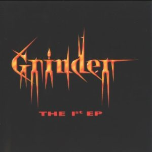 Grinder - The 1st EP cover art