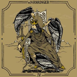 Warbringer - IV: Empires Collapse cover art
