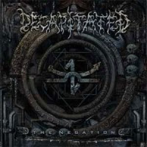 Decapitated - The Negation cover art