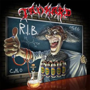 Tankard - R.I.B. cover art