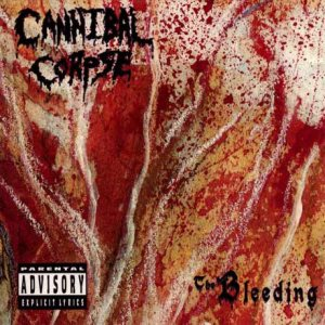 Cannibal Corpse - The Bleeding cover art