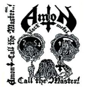 Amon - Call the Master! cover art