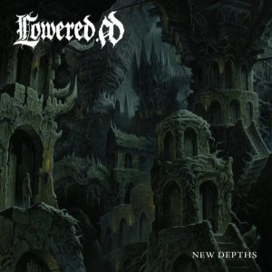 Lowered A.D. - New Depths cover art