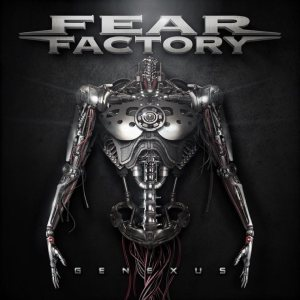 Fear Factory - Genexus cover art