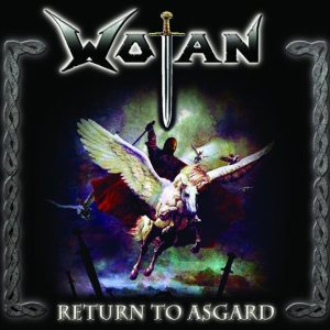 Wotan - Return to Asgard cover art