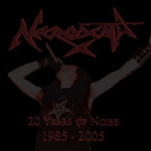 Necrodeath - 20 Years of Noise cover art