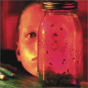 Alice In Chains - Jar of Flies cover art