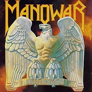Manowar - Battle Hymns cover art