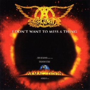 Aerosmith - I Don't Want to Miss a Thing cover art