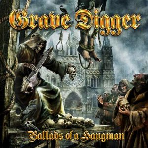 Grave Digger - Ballads of a Hangman cover art