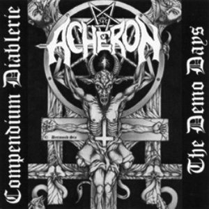 Acheron - Compendium Diablerie - the Demo Days cover art