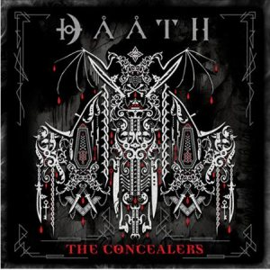 Dååth - The Concealers cover art
