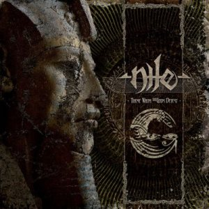 Nile - Those Whom the Gods Detest cover art