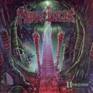 Merciless - Unbound cover art
