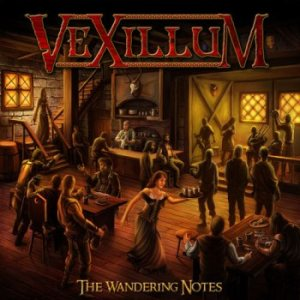 Vexillum - The Wandering Notes cover art