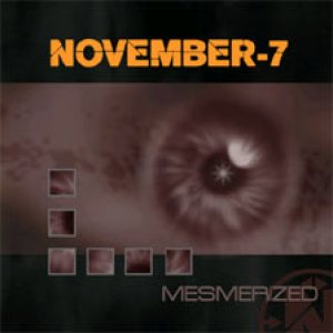 November-7 - Mesmerized cover art