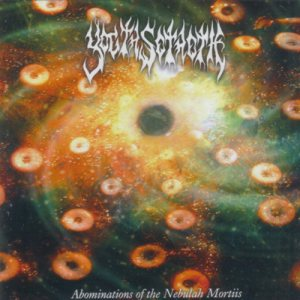 Yogth-Sothoth - Abominations of the Nebulah Mortiis cover art