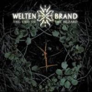 Welten Brand - The end of the wizard cover art