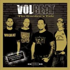 Volbeat - The Garden's Tale cover art
