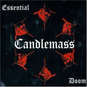 Candlemass - Essential Doom cover art