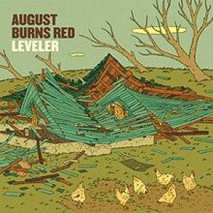 August Burns Red - Leveler cover art